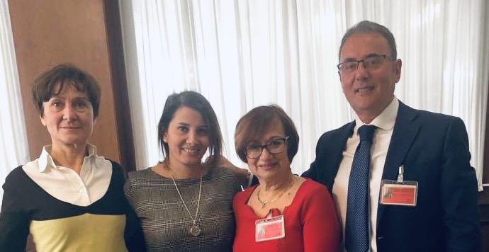 Filp Cisal incontra Maria Pallini, componente della Commissione Lavoro della Camera